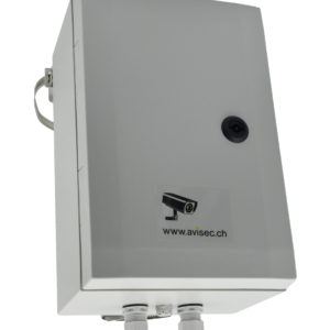 Outdoor 4G Router in Box